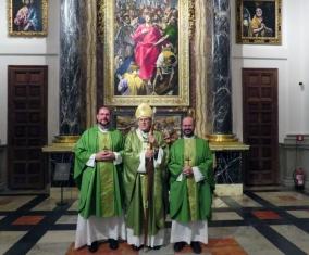 Clausura del Mes Misionero Extraordinario en Toledo y envío de dos sacerdotes a la misión
