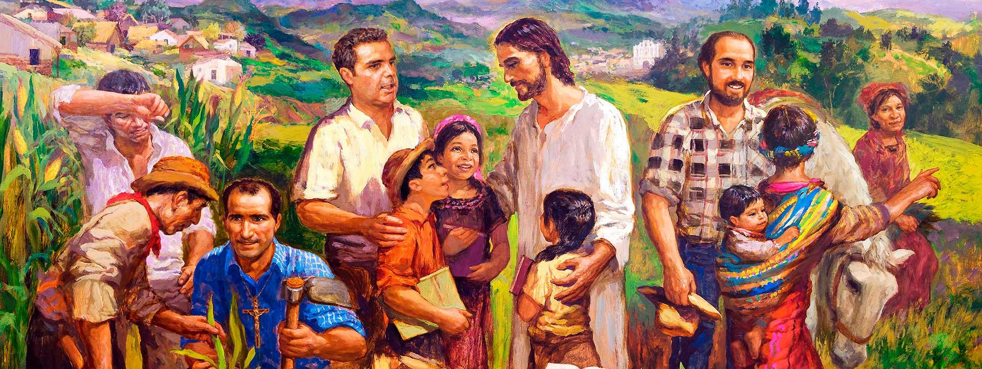 Beatos Mártires MSC de El Quiché