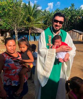Carisma MSC. Misioneros del Sagrado Corazón