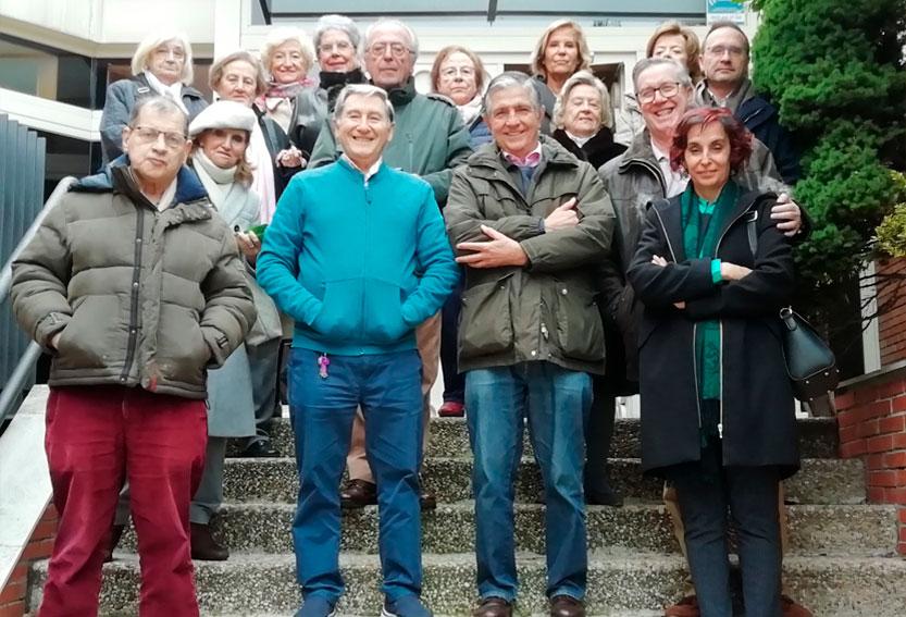 Comunidad Seglar MSC. Laicos. Misioneros del Sagrado Corazón. Madrid