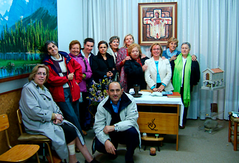 Comunidad Seglar MSC. Laicos. Misioneros del Sagrado Corazón. Pontevedra