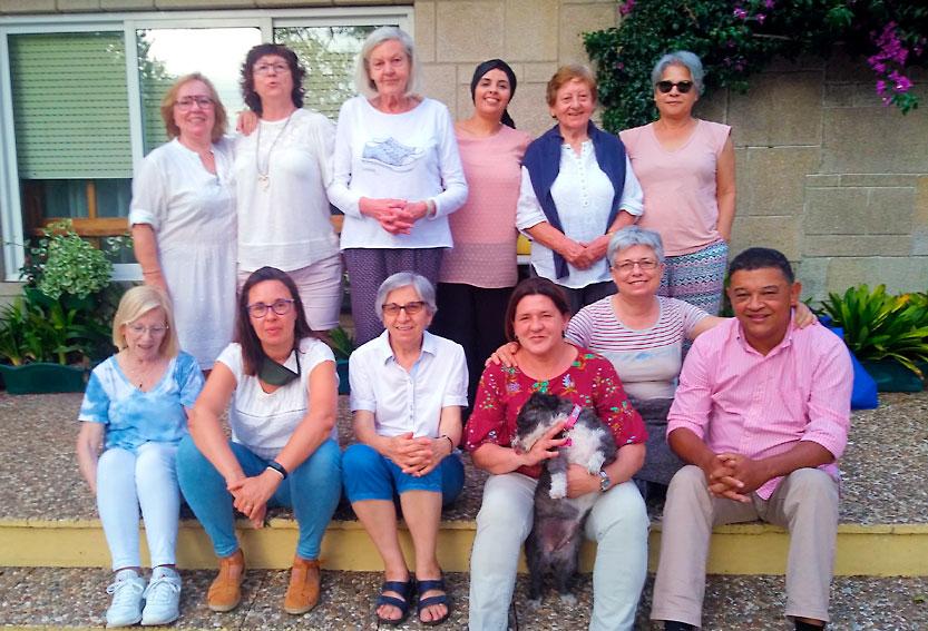 Misión Compartida. Misioneros del Sagrado Corazón. Pontevedra