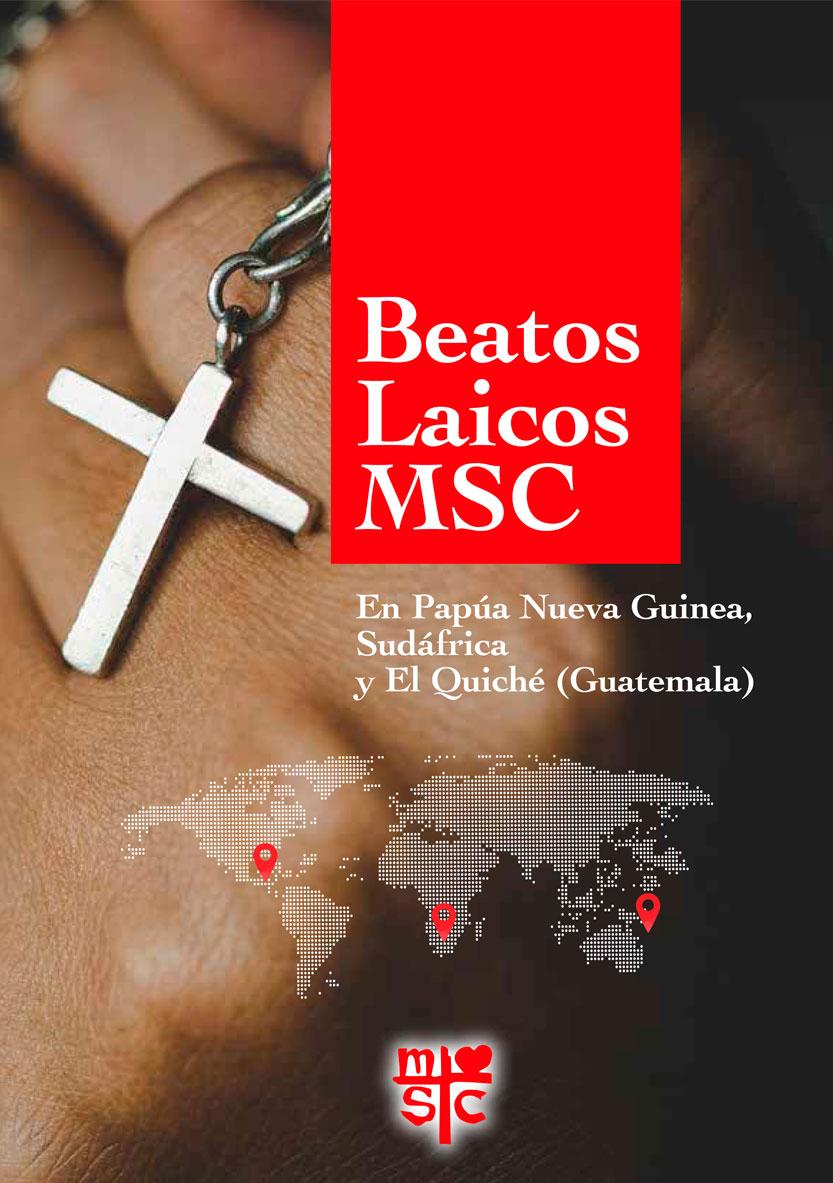 Libro Beatos Laicos MSC. Misioneros Sagrado Corazón