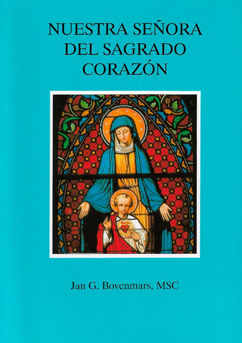 Libro Nuestra Señora del Sagrado Corazón. MSC