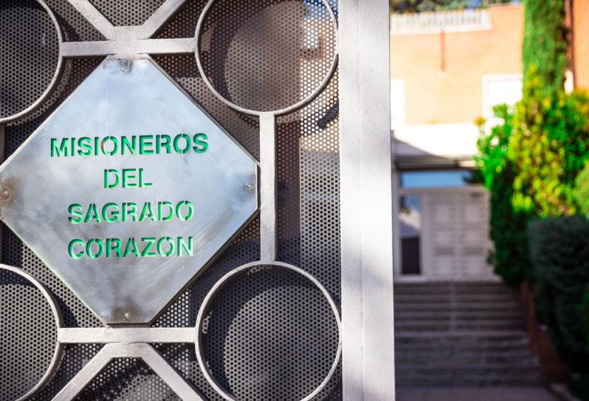 Misioneros del Sagrado Corazón. Madrid. MSC