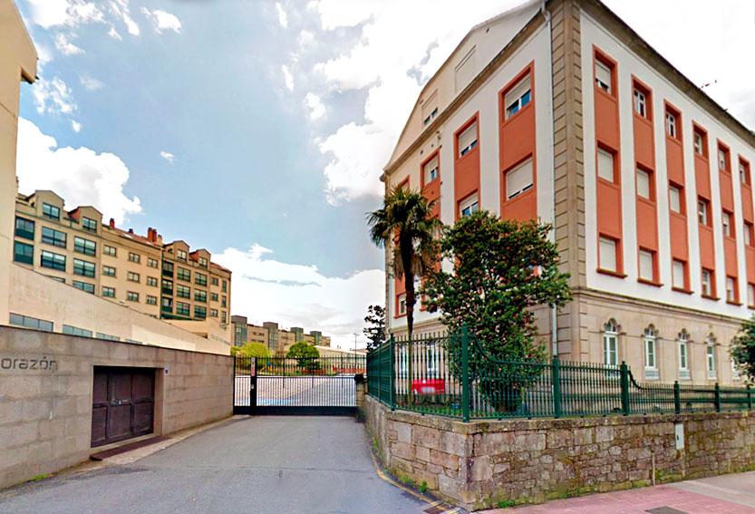Misioneros del Sagrado Corazón. Pontevedra. MSC