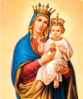 Nuestra Señora del Sagrado Corazón. MSC