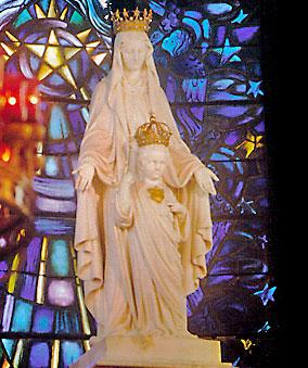 Nuestra Señora del Sagrado Corazón. Issoudun. MSC
