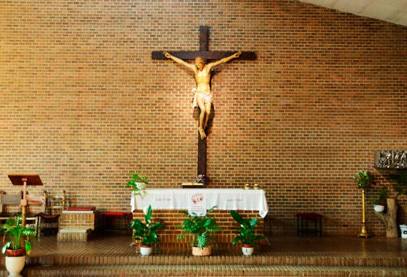 Parroquia de San Federico. Madrid. MSC. Sagrado Corazón.