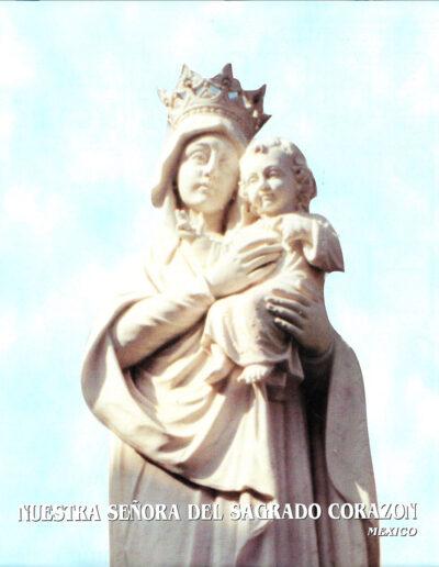 Nuestra Señora del Sagrado Corazón. México. MSC