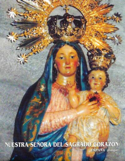 Nuestra Señora del Sagrado Corazón. Lugo. España. MSC