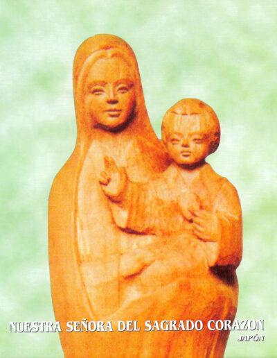 Nuestra Señora del Sagrado Corazón. Japón. MSC