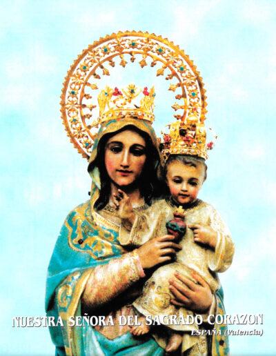 Nuestra Señora del Sagrado Corazón. Valencia. España. MSC
