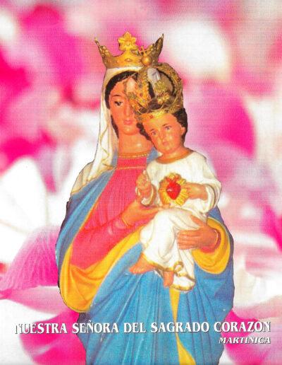 Nuestra Señora del Sagrado Corazón. Martinica. MSC