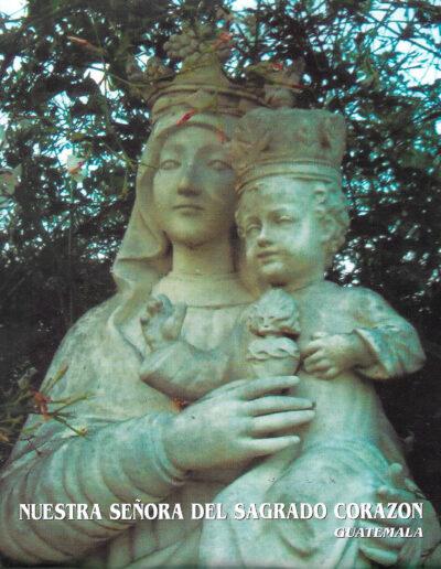 Nuestra Señora del Sagrado Corazón. Guatemala. MSC
