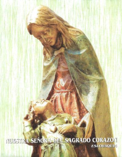 Nuestra Señora del Sagrado Corazón. Eslovaquia. MSC