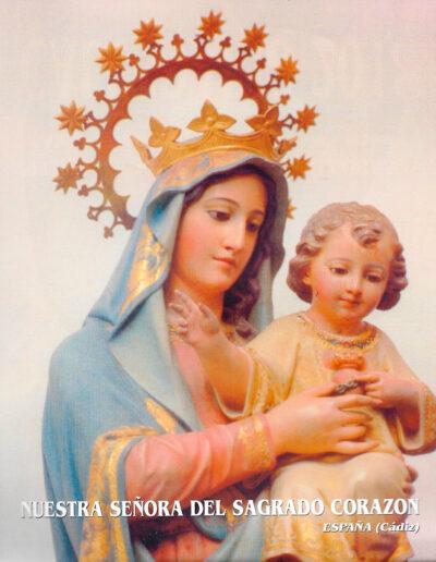 Nuestra Señora del Sagrado Corazón. Cádiz. España. MSC