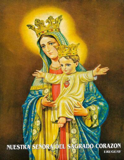Nuestra Señora del Sagrado Corazón. Uruguay. MSC