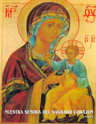 Nuestra Señora del Sagrado Corazón. Italia. MSC