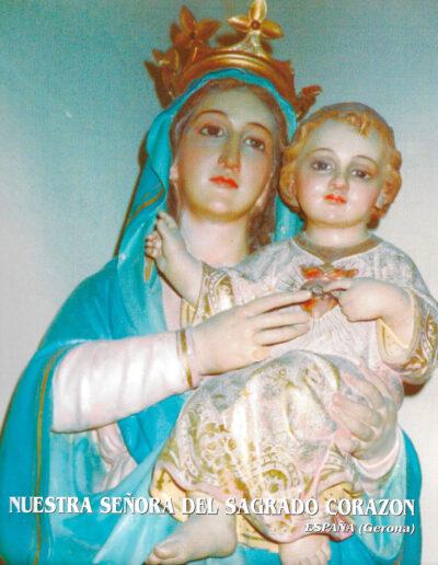 Nuestra Señora del Sagrado Corazón. Gerona. España. MSC