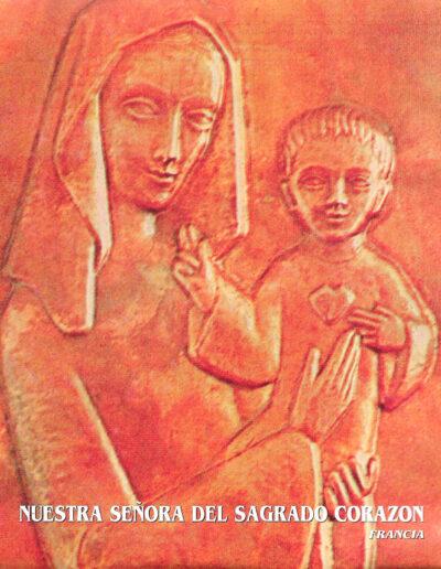 Nuestra Señora del Sagrado Corazón. Francia. MSC