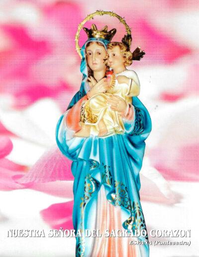 Nuestra Señora del Sagrado Corazón. Pontevedra. España. MSC