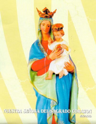 Nuestra Señora del Sagrado Corazón. Brasil. MSC