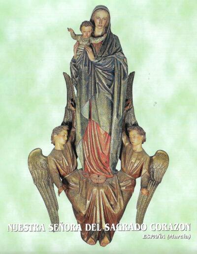 Nuestra Señora del Sagrado Corazón. Murcia. España. MSC