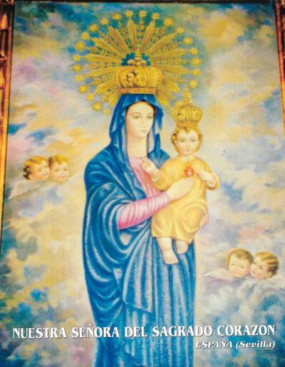 Nuestra Señora del Sagrado Corazón. Sevilla. España. MSC