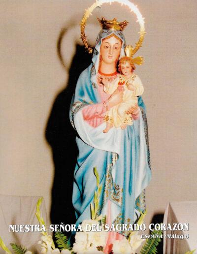 Nuestra Señora del Sagrado Corazón. Málaga. España. MSC
