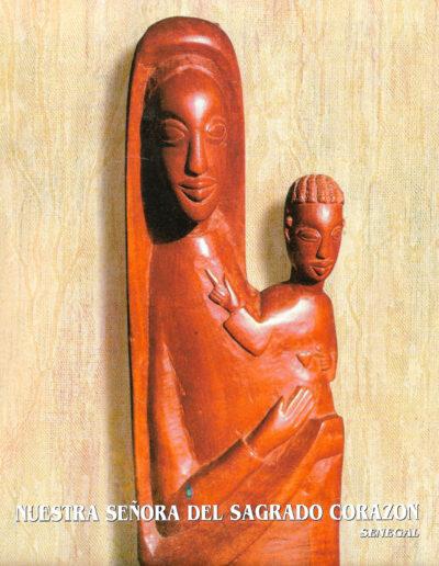 Nuestra Señora del Sagrado Corazón. Senegal. MSC