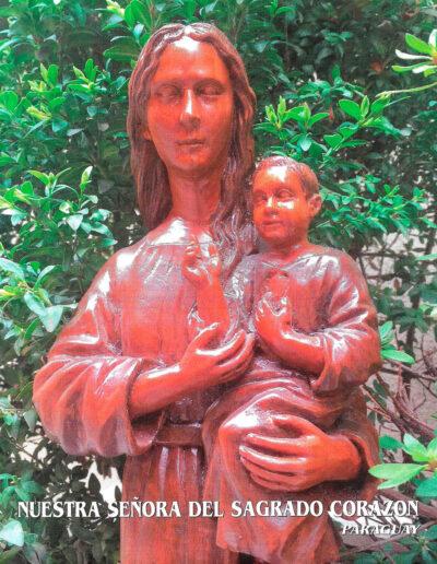 Nuestra Señora del Sagrado Corazón. Paraguay. MSC