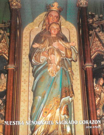 Nuestra Señora del Sagrado Corazón. Holanda. MSC