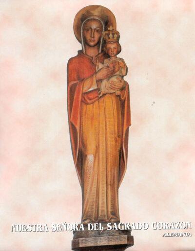 Nuestra Señora del Sagrado Corazón. Alemania. MSC