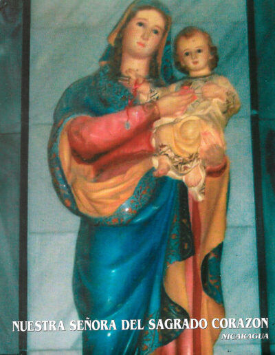 Nuestra Señora del Sagrado Corazón. Nicaragua. MSC