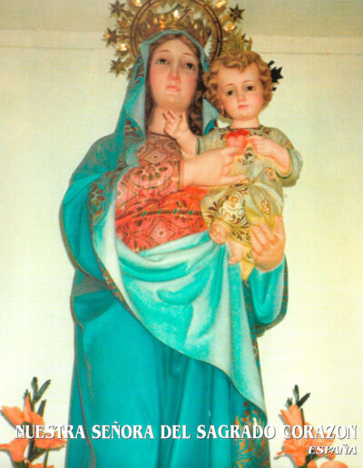 Nuestra Señora del Sagrado Corazón. España. MSC