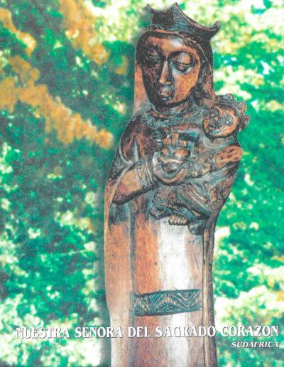 Nuestra Señora del Sagrado Corazón. Sudáfrica. MSC