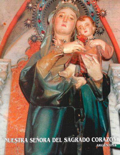 Nuestra Señora del Sagrado Corazón. Argentina. MSC